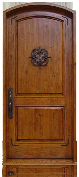 Wo1803 von dohren 2 old world door gallery for Old world entry doors
